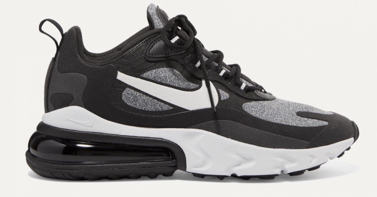 Nike Air Max 270 React Grey Black