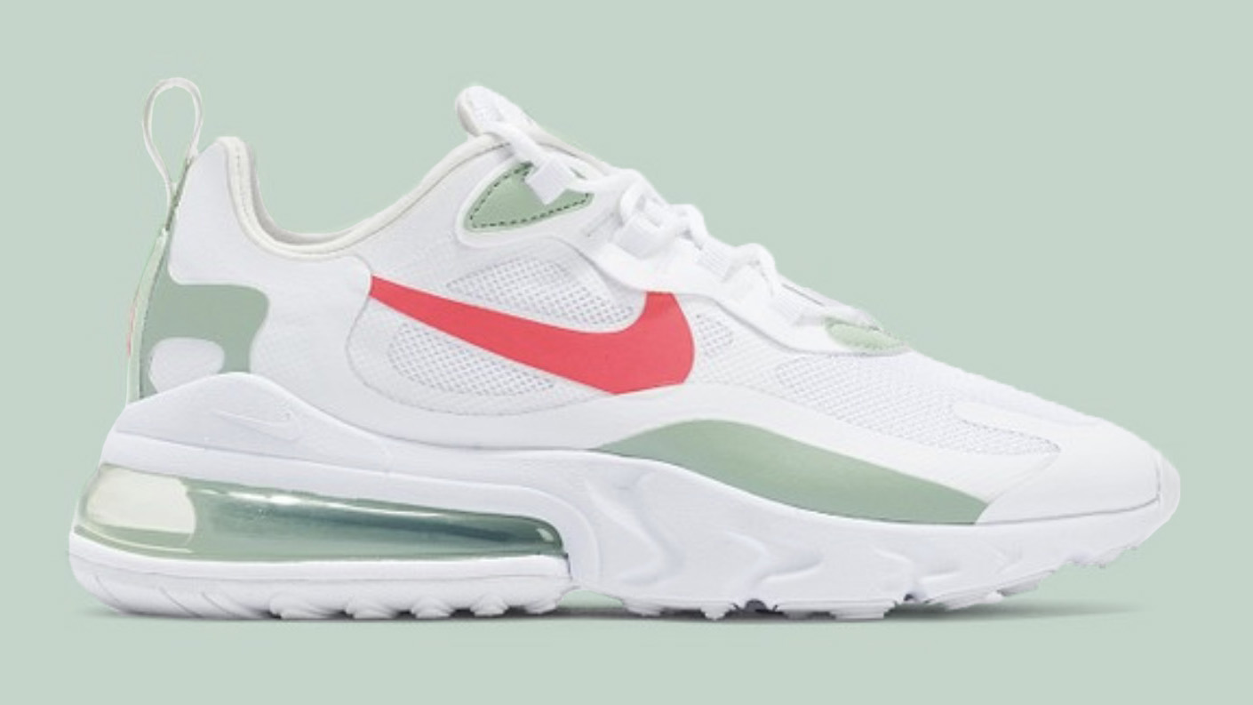 Nike Air Max 270 React Pistachio Frost