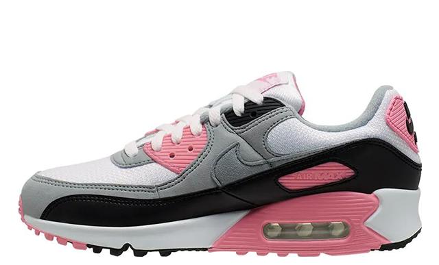 Nike Air Max 90 Grey Pink CD0490 102