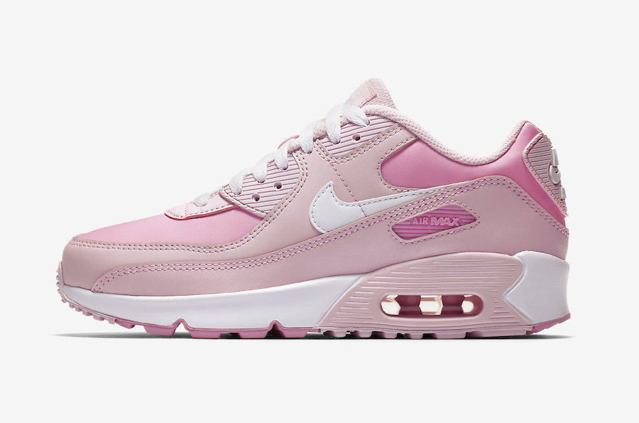 The Nike Air Max 90 Couldn T Get Any Cuter In Tonal Pink Upcoming Sneaker Releases The Sole Womens