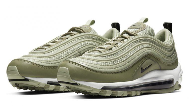 Nike Air Max 97 Olive Green front thumbnail image