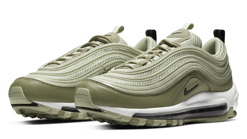 Nike Air Max 97 Olive Green front