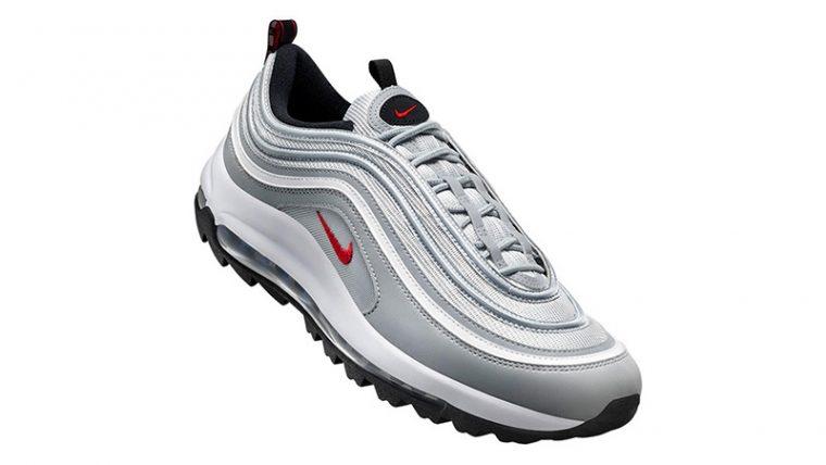 Nike Air Max 97 Silver Bullet Golf CI7538-001 front thumbnail image