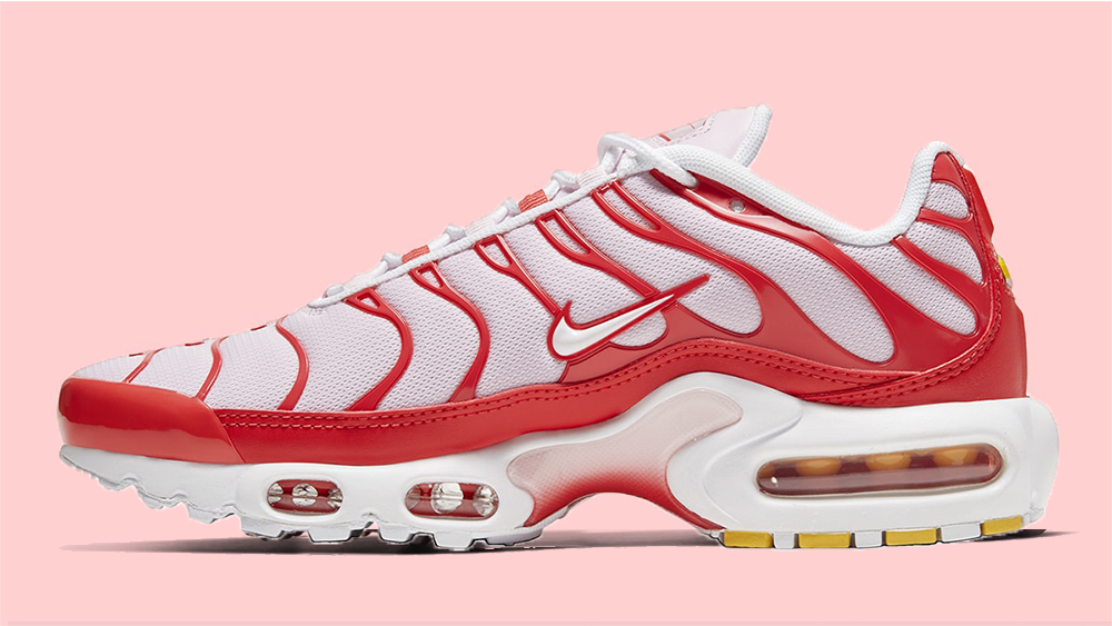 Nike Air Max Plus Valentines Day Pink Red