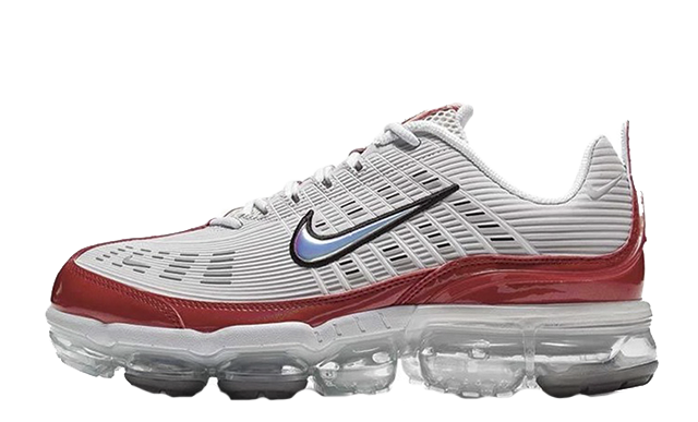 Nike Air VaporMax 360 History of Air White Red CK2719-001