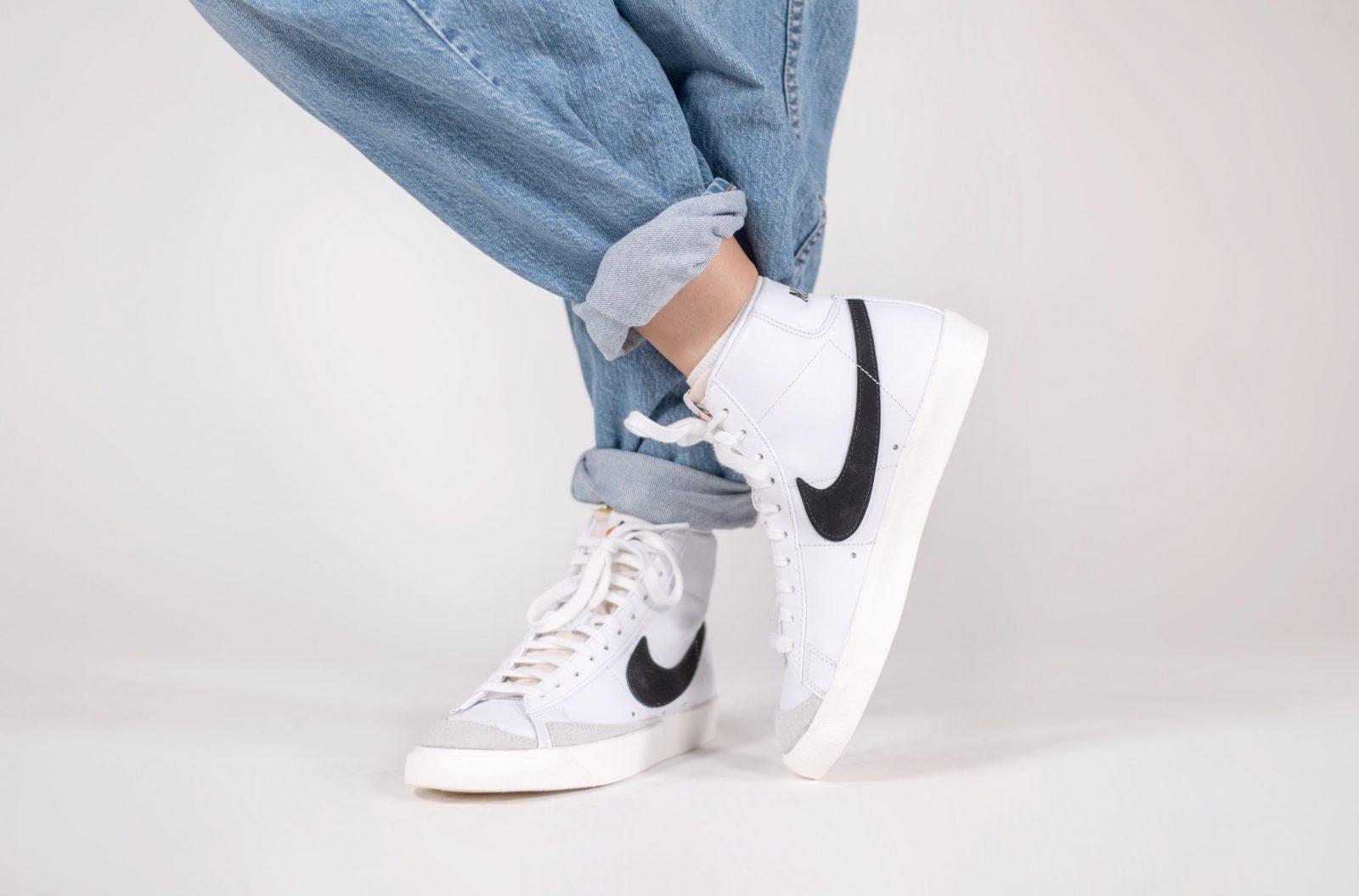 Womens Nike Blazer Trainers Latest