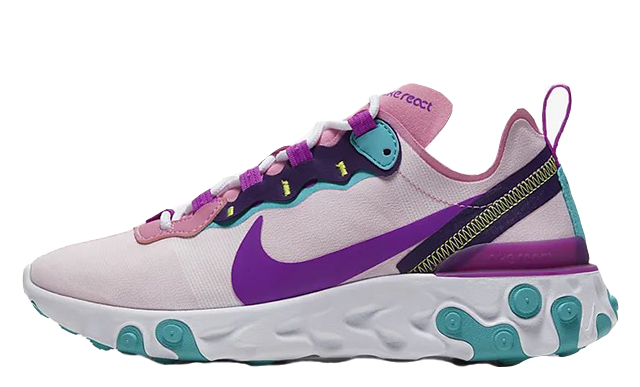 Nike React Element 55 Magic Flamingo BQ2728-603