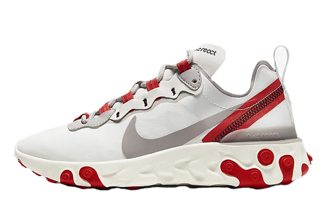 Nike React Element 55 Tint Red BQ2728-010