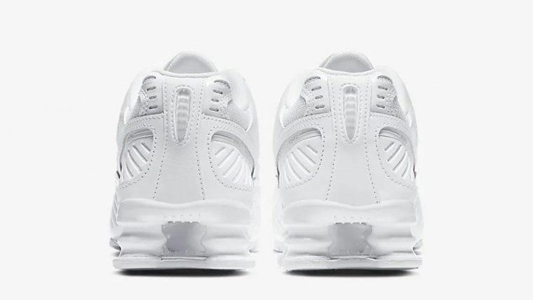 Nike Shox Enigma 9000 White BQ9001-101 back thumbnail image