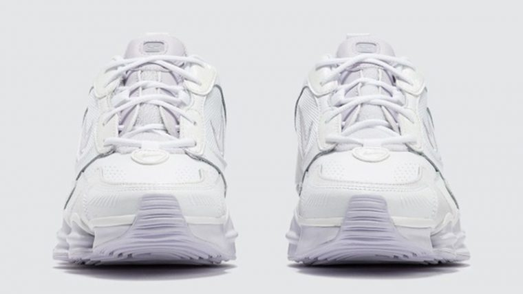 Nike Shox TL Nova White Barely Grape middle thumbnail image