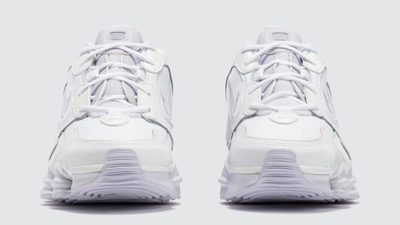 Nike Shox TL Nova White Barely Grape middle
