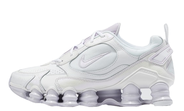 Nike Shox TL Nova White Barely Grape