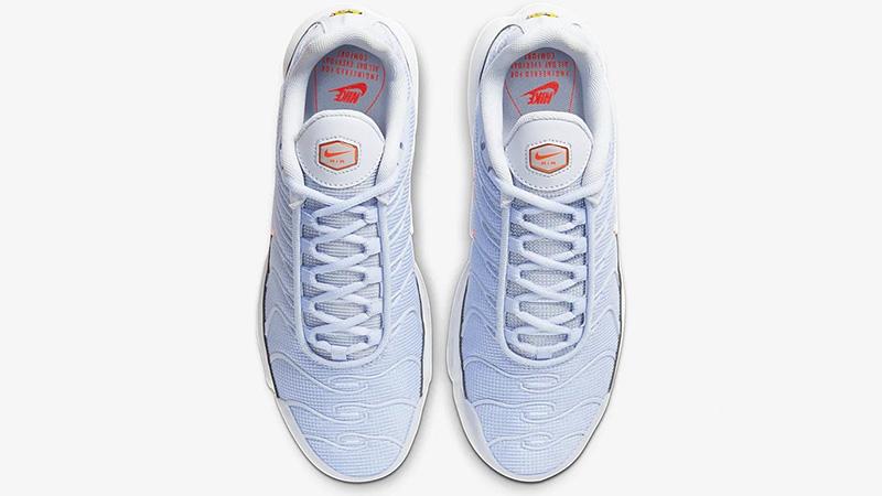 Nike TN Air Max Plus Hydrogen Blue CV3021-400 MIDDLE