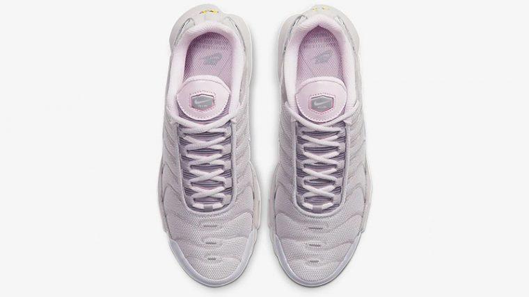 Nike TN Air Max Plus Silver Lilac CV3418-001 middle thumbnail image