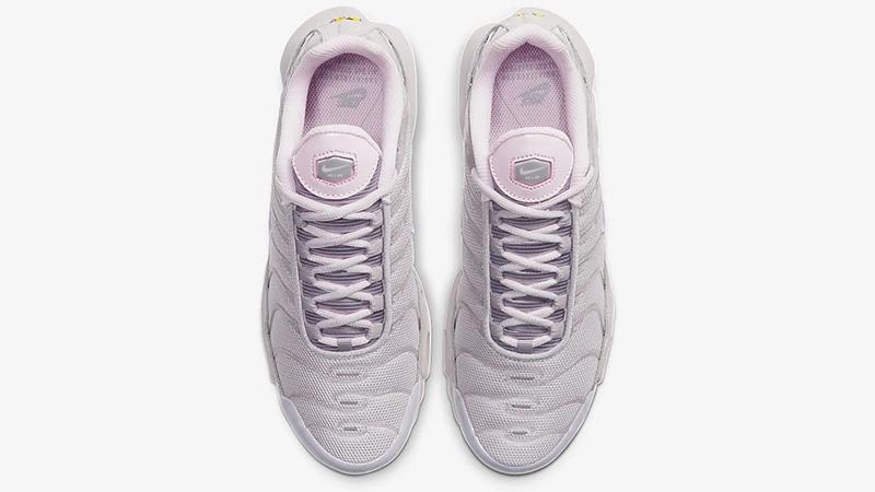Nike TN Air Max Plus Silver Lilac CV3418-001 middle