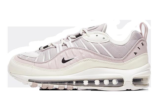 Nike Womens Air Max 98 Silver Lilac