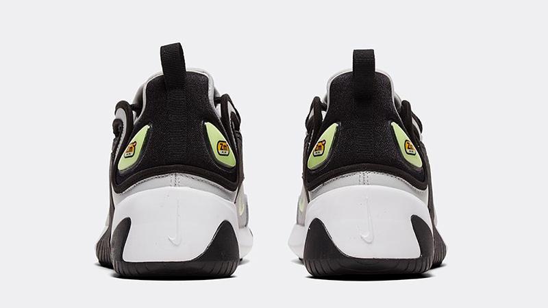 Nike Zoom 2K Black Barley Volt back