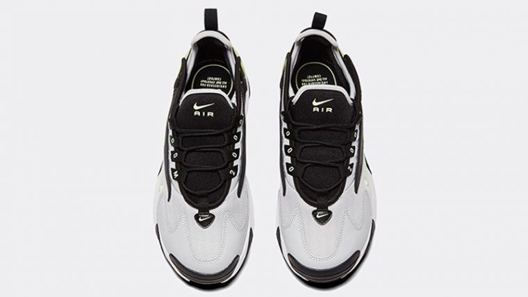 Nike Zoom 2K Black Barley Volt middle thumbnail image