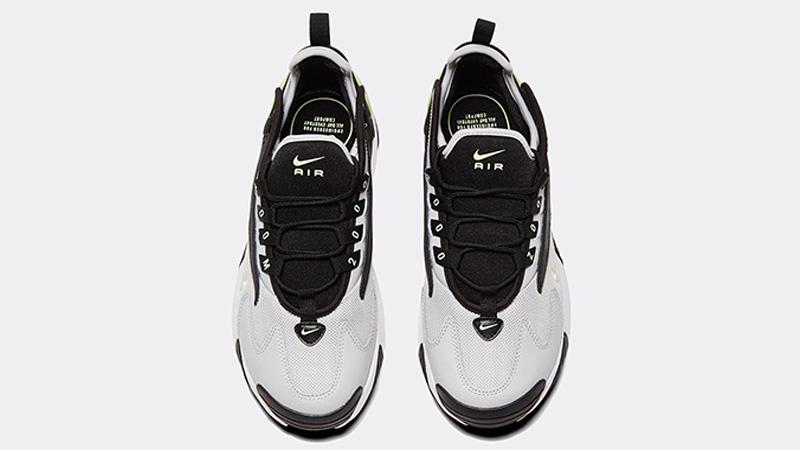 Nike Zoom 2K Black Barley Volt middle