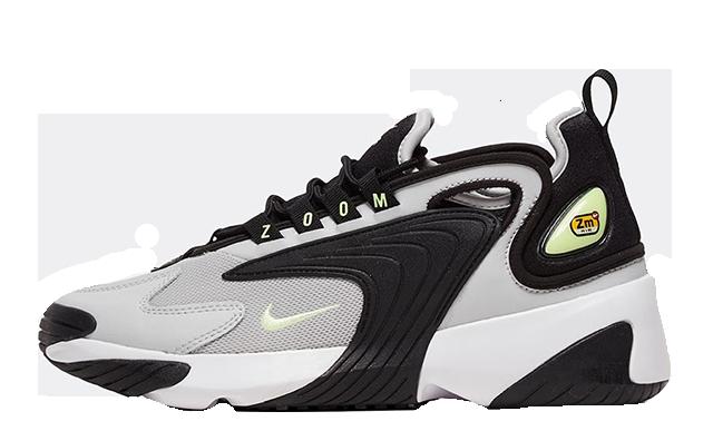 Nike Zoom 2K Black Barley Volt