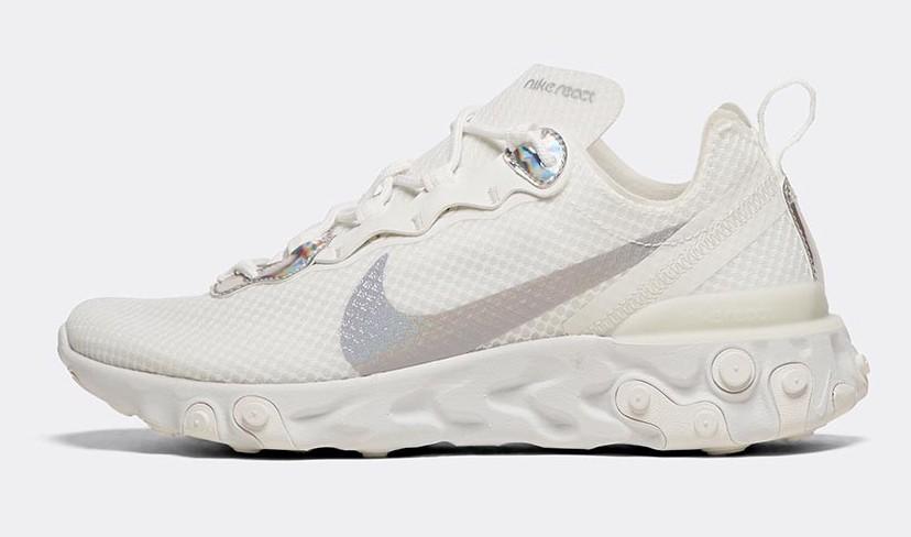 Nike react element 55 holographic