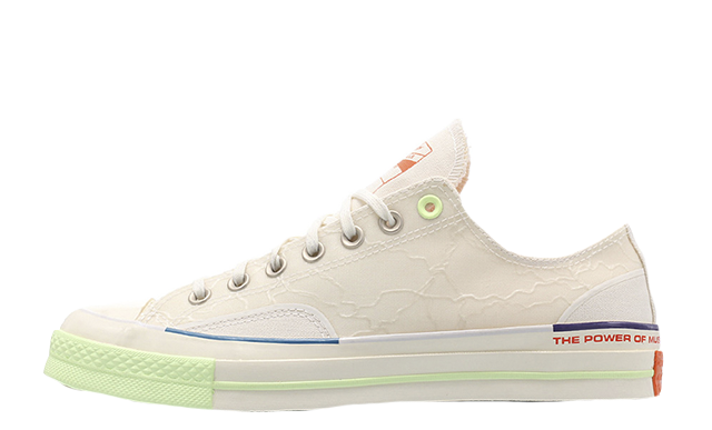 Pigalle x Converse Chuck Taylor All-Star 70s Ox White 165748C