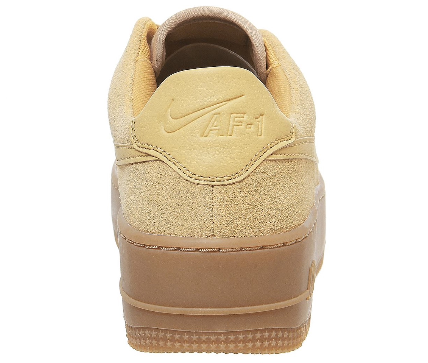 SAVE £20 On The New Nike Air Force 1 Club Gold In Offspring's Sale! heel