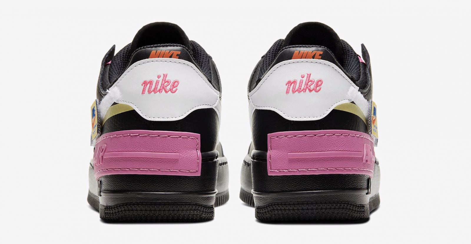 This Nike Air Force 1 Shadow Comes With The Craziest Colour