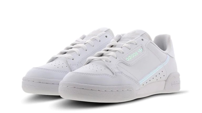 adidas Continental 80 White FU6669 front