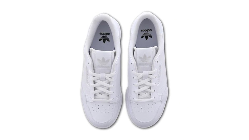 adidas Continental 80 White FU6669 middle