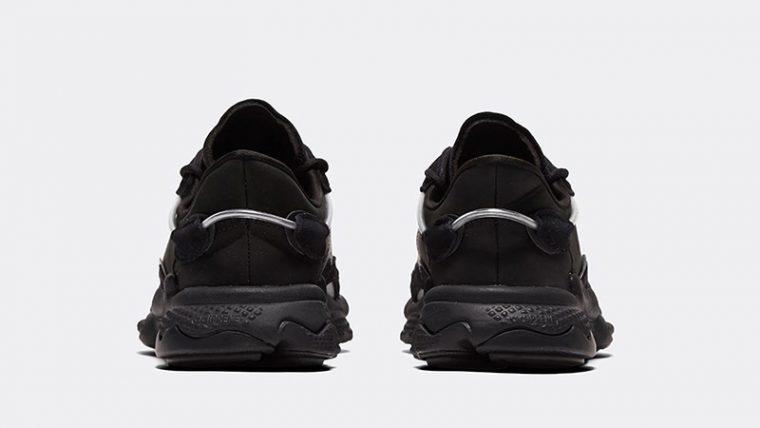 adidas Ozweego Black EG0553 back thumbnail image