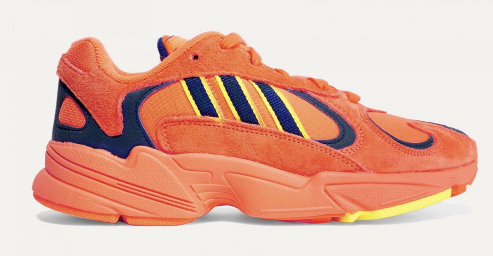 adidas Yung 1 Orange Blue