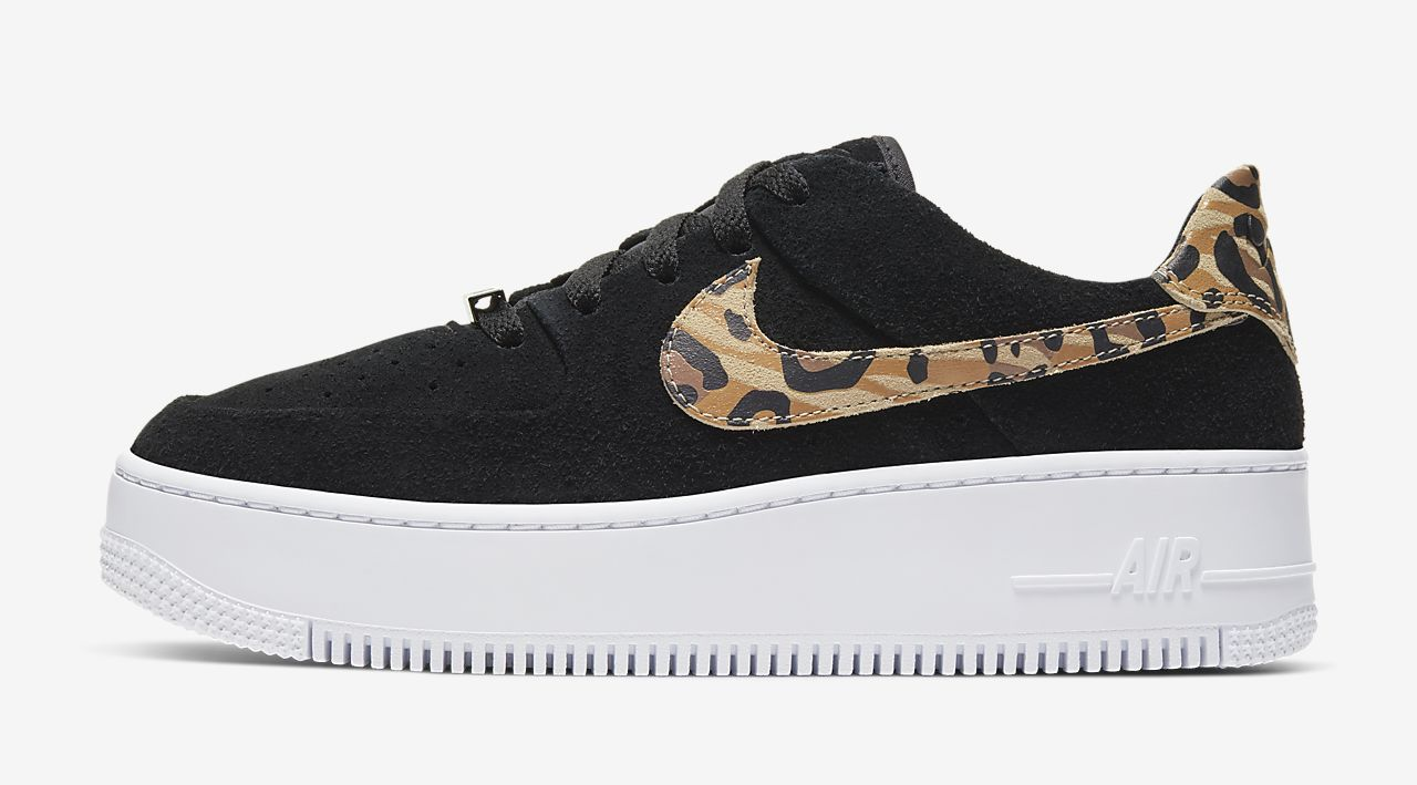 air-force-1-sage-low-animal-print The Best Platform Sneakers: 11 Air Force 1 Sage Colourways For 2020