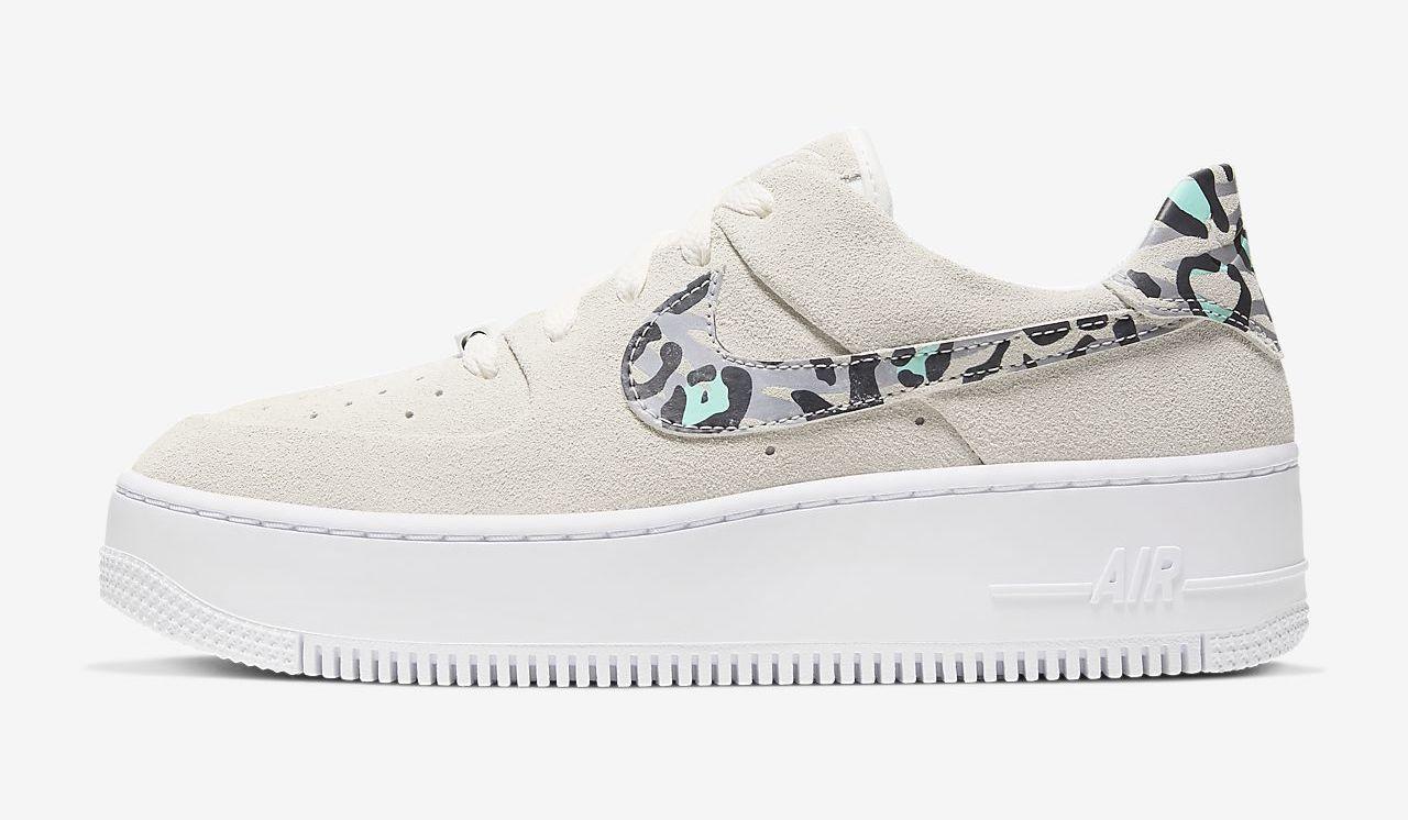 air-force-1-sage-low-animal-printThe Best Platform Sneakers: 11 Air Force 1 Sage Colourways For 2020