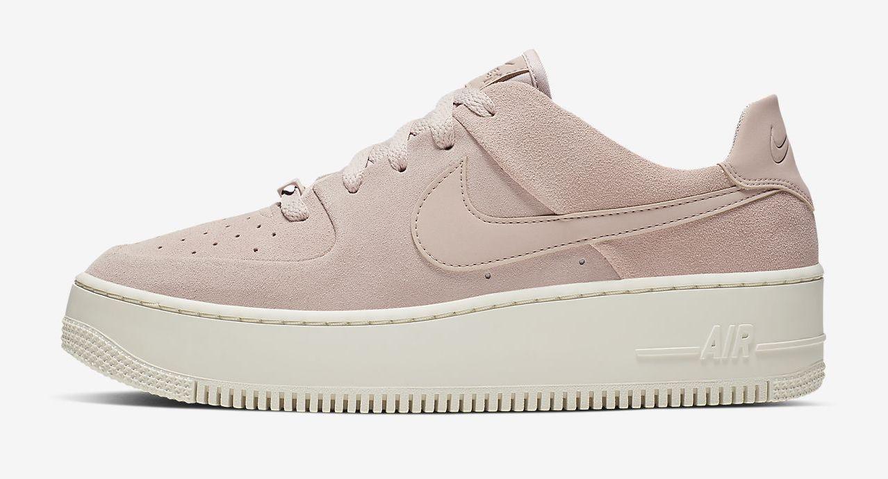 air-force-1-sage-low pinkThe Best Platform Sneakers: 11 Air Force 1 Sage Colourways For 2020