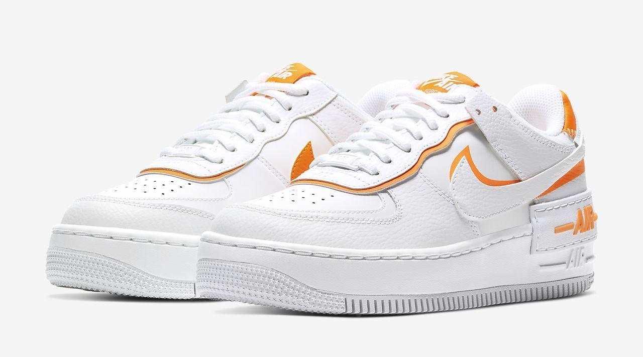 air-force-1-shadow white orange (2)
