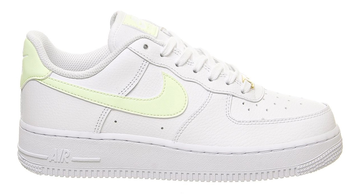 air force 1 white barely volt