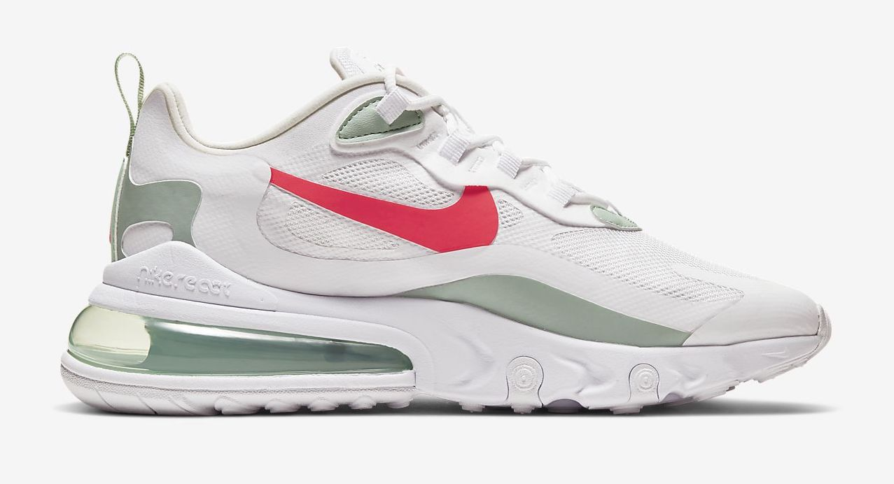 air-max-270-react pistachio frost side