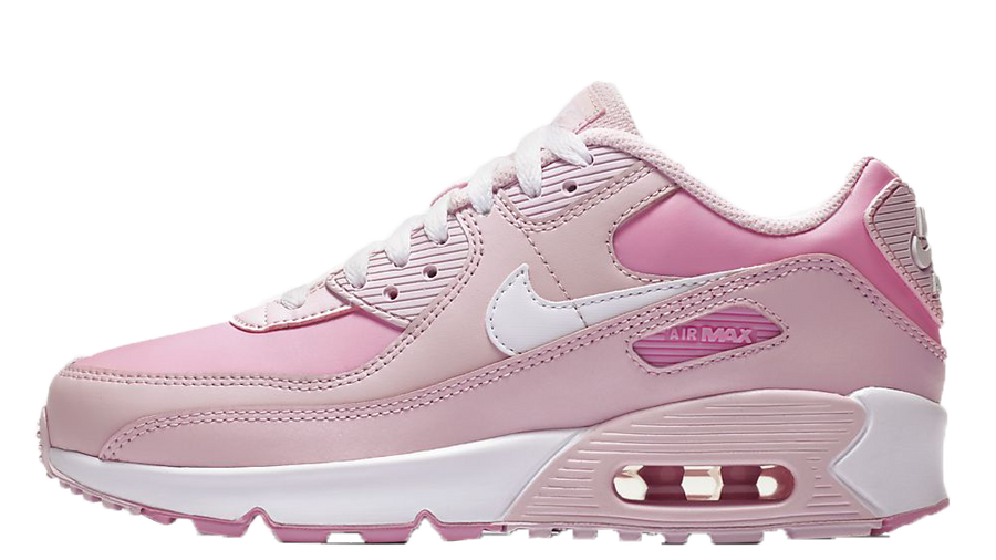 Nike Air Max 90 Pink Foam White | Where To Buy | CV9648-600 | The ...