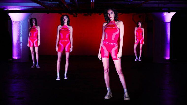 kith msbhv pink gym set