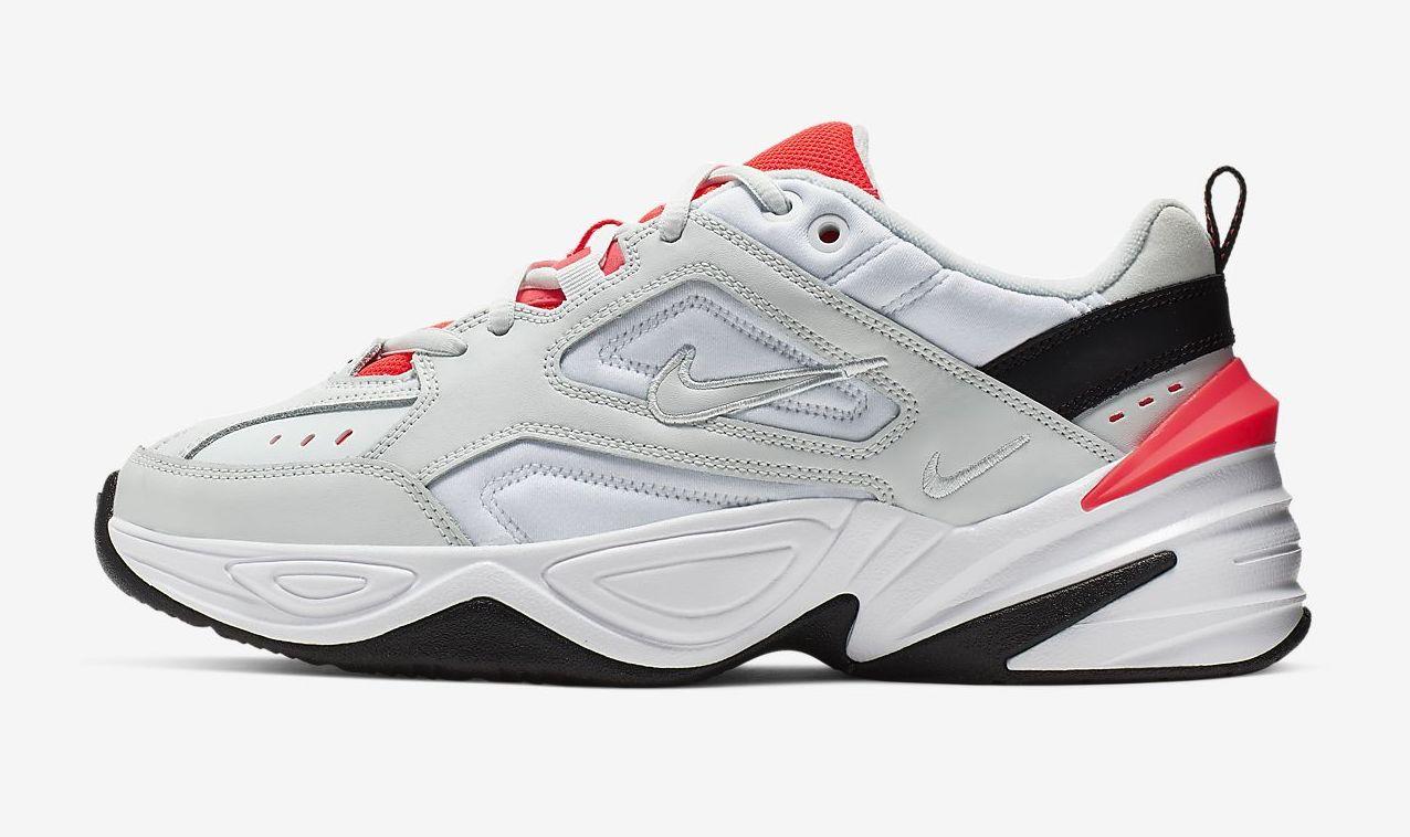 Nike M2K Tekno Grey Pink
