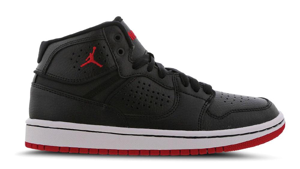 Air Jordan Access Black White