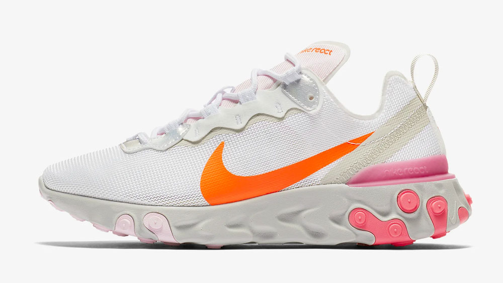Nike React Element 55 Digital Pink