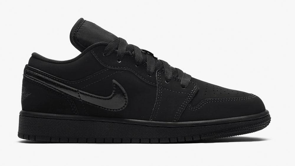 Air Jordan 1 Low Black