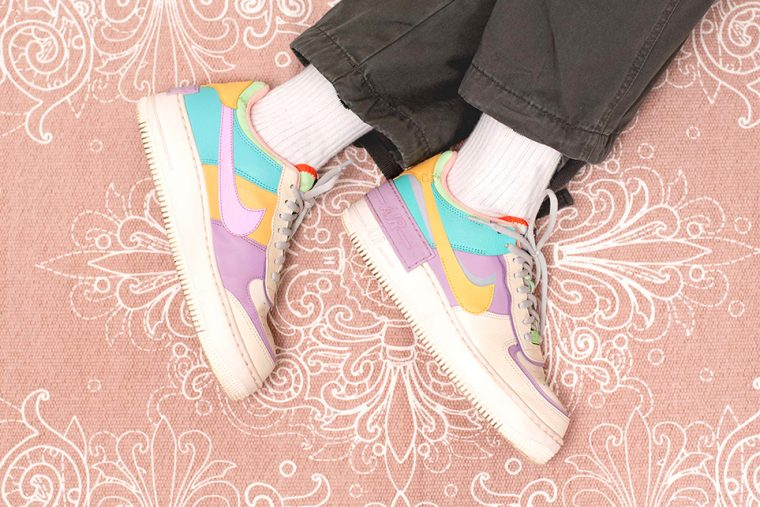 bandera nacional eficacia abuela  How Does The Nike Air Force 1 Shadow Fit And Is It True To Size? | The Sole  Womens