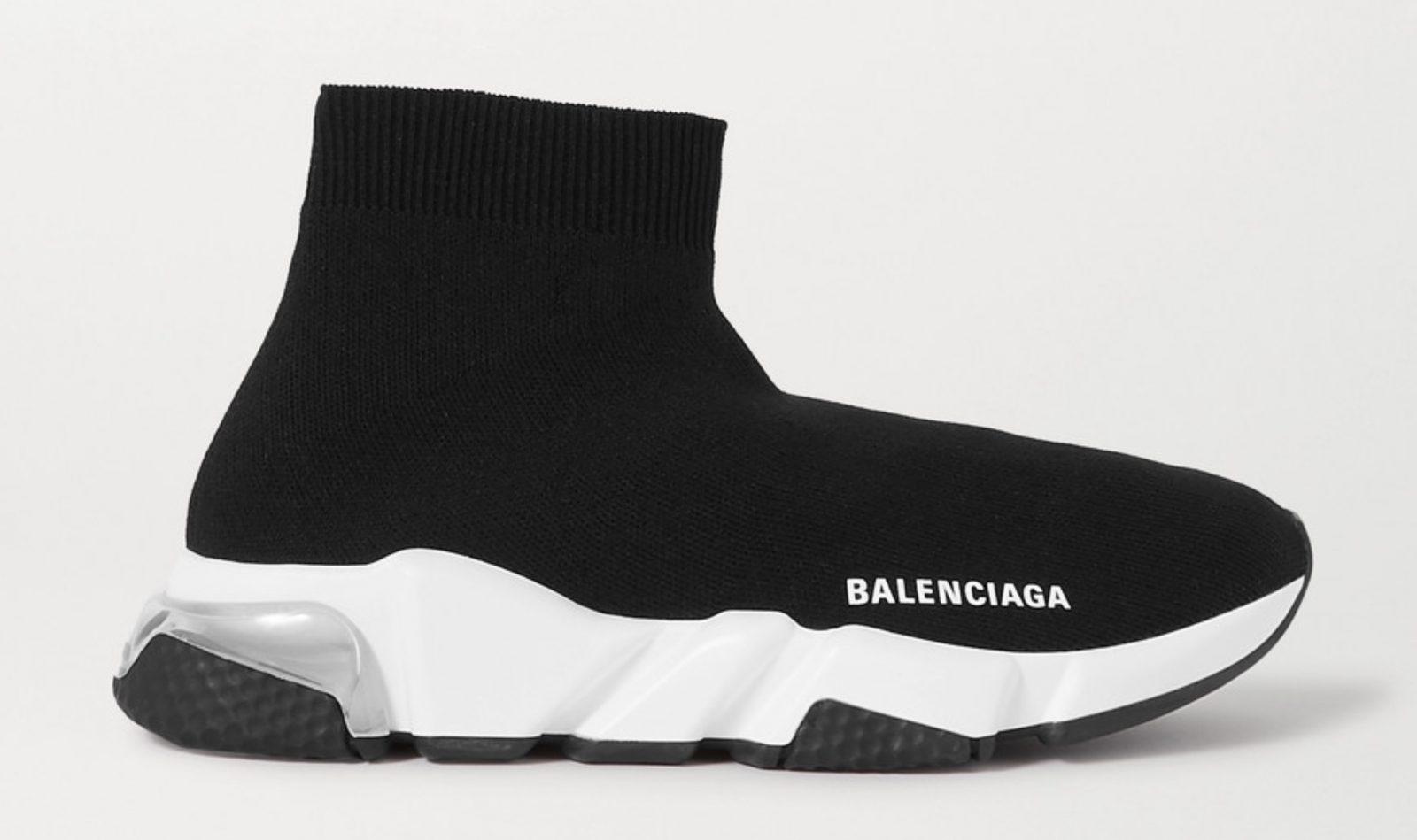 Balenciaga Sock Runner Black
