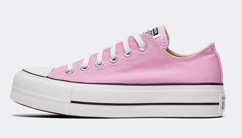 Converse Chuck Taylor Low Peony Pink