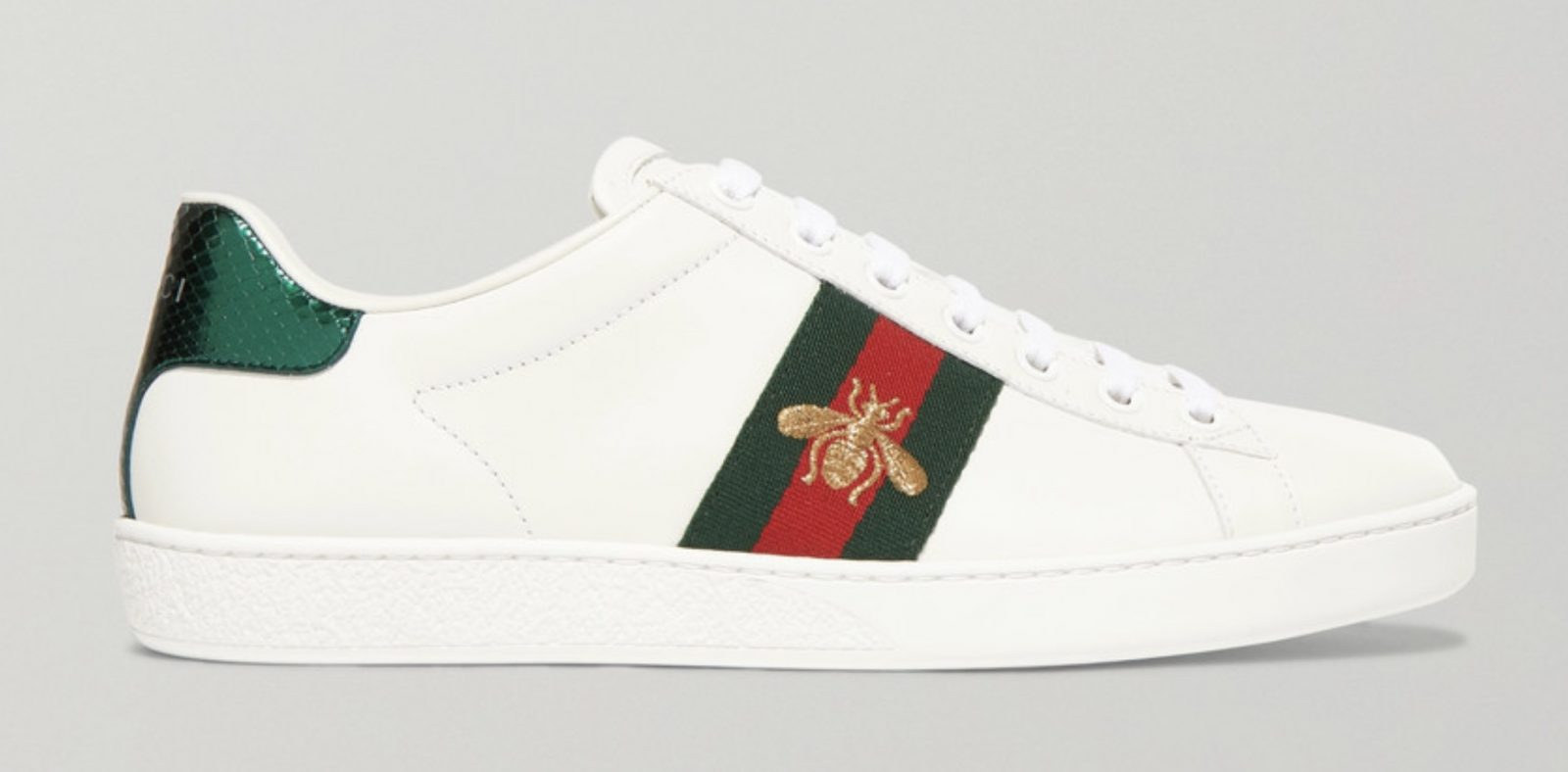Gucci Ace OG Red Green