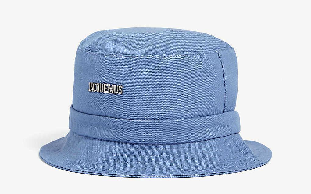 Jacqmues. bucket hat