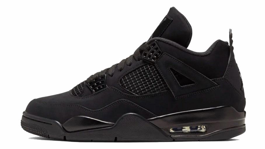 Jordan 4. Black Cat